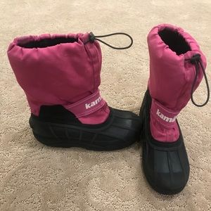 Kamik Girls Winter Boots